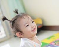 Portrait de bébé asiatique Image stock