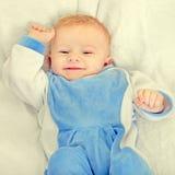 Portrait de bébé garçon photo libre de droits