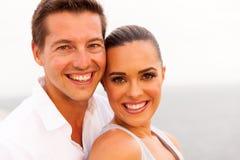 Portrait de croisière de couples Photo stock