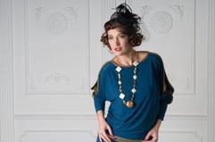 Portrait de femme Photos stock