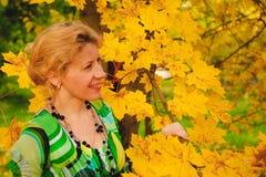 Portrait de femme Photographie stock libre de droits