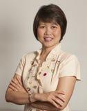 Femme asiatique images stock