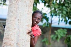 Portrait de femme heureuse photographie stock libre de droits