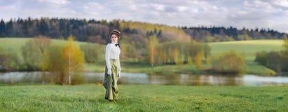 Portrait de femme noble photos stock