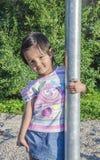 Portrait de fille Images libres de droits