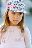 Portrait de fille Images stock