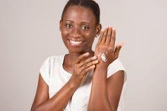 Portrait de fille africaine, heureux portrait de fille africaine, heureux photos libres de droits