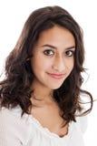Portrait de fille de Tween Images stock