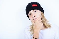 Portrait de garçon Image libre de droits