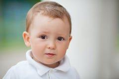 Portrait de garçon heureux de liitle Photo libre de droits