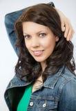 Portrait de jeune femme image libre de droits