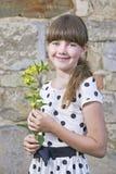Portrait de jeune fille Photos stock