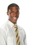 Portrait de jeune homme d'affaires Photo libre de droits