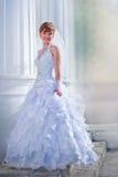 Portrait de jeune mariée Photo libre de droits
