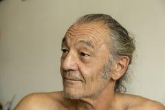 Portrait de l'aîné Photos libres de droits