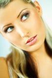 Portrait de Madame Image libre de droits