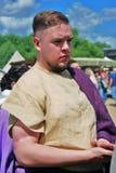 Portrait de personne dans le costume historique Images libres de droits