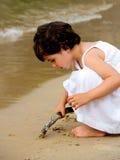 Portrait de petite fille Photographie stock libre de droits