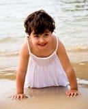 Portrait de petite fille Photo libre de droits