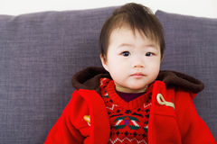 Portrait de petite fille photos stock
