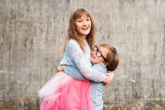 Portrait de petits enfants Images stock