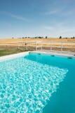 Portrait de piscine de salon de tourisme de pays Photos libres de droits