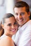 Portrait de plan rapproché de couples Photographie stock libre de droits