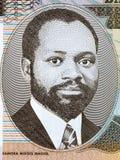 Portrait de Samora Machel