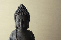 Portrait de statue de Duddha Photographie stock