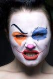 portrait de studio d'une jeune fille mignonne Image stock