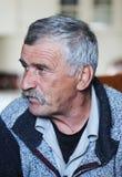 Portrait de vieil homme Image stock