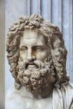 Portrait de Zeus Photos libres de droits