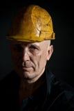 Portrait der Arbeitskraft stockfotografie
