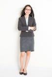 Portrait der asiatischen Geschäftsfrau stockfoto