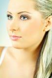 Portrait der Dame lizenzfreie stockfotos