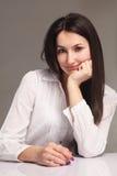 Portrait der erfolgreichen Geschäftsfrau Lizenzfreie Stockbilder