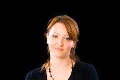 Portrait der Frau Stockbild