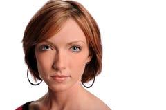 Portrait der Frau Lizenzfreie Stockfotos