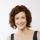 Portrait der Frau. Lizenzfreies Stockfoto