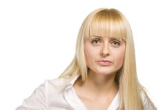 Portrait der Geschäftsfrau Lizenzfreies Stockbild