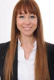 Portrait der Geschäftsfrau Lizenzfreie Stockfotografie