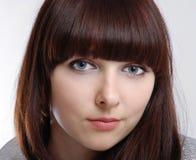 Portrait der Jugendlichenahaufnahme Stockfotos