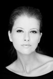 Portrait der jungen, beautyful Frau Lizenzfreies Stockbild