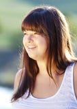 Portrait der jungen Dame Stockfotografie