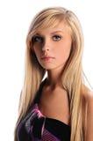 Portrait der jungen Frau lizenzfreies stockfoto
