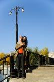 Portrait der Paare Lizenzfreie Stockbilder