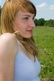 Portrait der Schönheit Lizenzfreie Stockfotografie