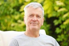 Portrait des älteren Mannes Lizenzfreie Stockfotos