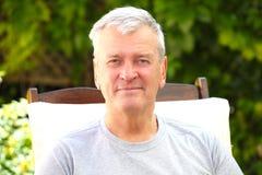 Portrait des älteren Mannes Lizenzfreie Stockfotografie