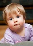 Portrait des Babys Lizenzfreies Stockfoto